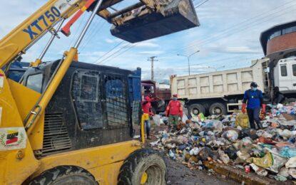 Plan Amemos al Táchira inicia recolección de desechos sólidos en municipios del eje metropolitano