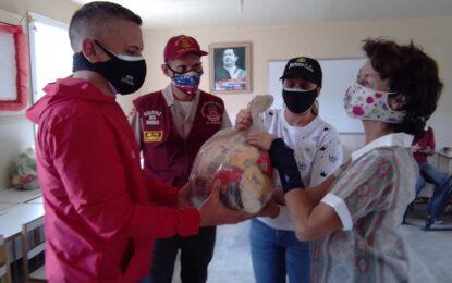 Mercal en el estado Táchira fortaleció su gestión para el beneficio de la Patria