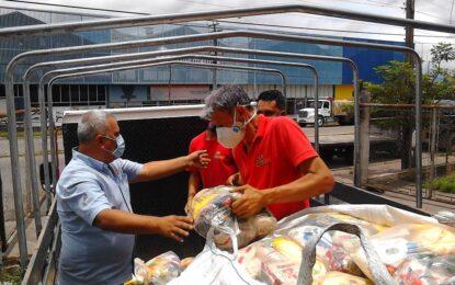Mercal abasteció los programas sociales en el estado Táchira