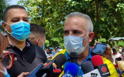 Inició vacunación contra la Covid- 19 en la frontera colombo-venezolana
