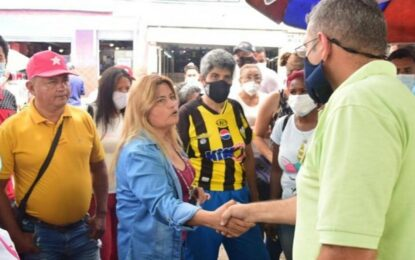 Marta Gallo: Nuestra prioridad es atender integralmente a las familias de Cárdenas