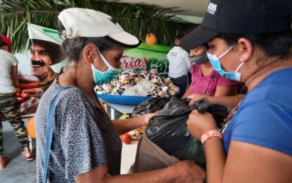 Ferias del Campo Soberano a cielo abierto abastecieron Bases de Misiones Socialistas del Táchira