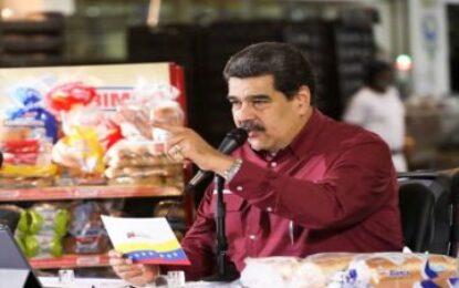 Presidente Maduro invita a los inversionistas colombianos a producir en tierra venezolana