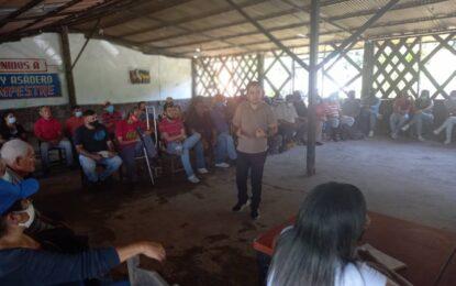 """Rosales Aleta: """"Táchira necesita a Bernal como gobernador"""""""